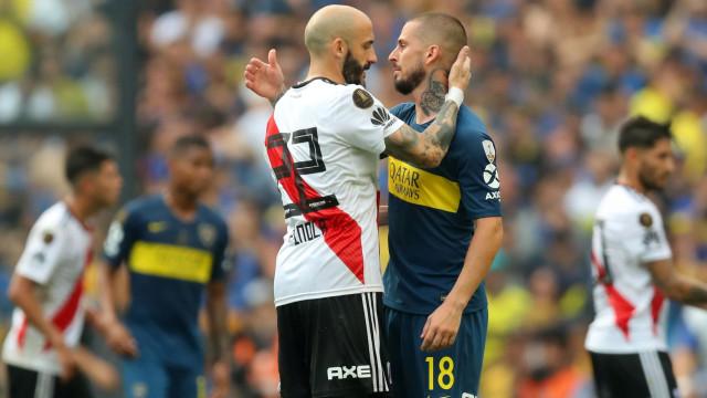 Já há data para a realização do River Plate-Boca Juniores