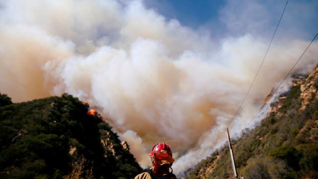 Incêndios na Califórnia já fizeram, pelo menos, 31 mortos