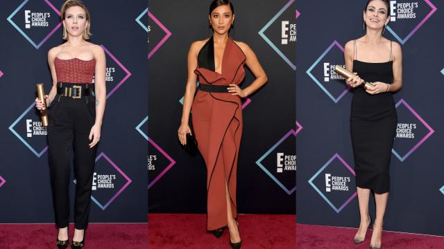 As estrelas que brilharam nos People's Choice Awards