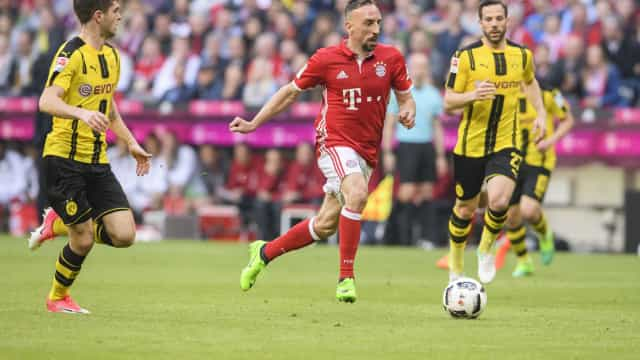 'Caso do bife' custa multa a Franck Ribéry
