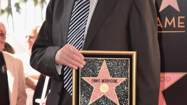 "Ennio Morricone nega ter chamado Quentin Tarantino de ""cretino"""