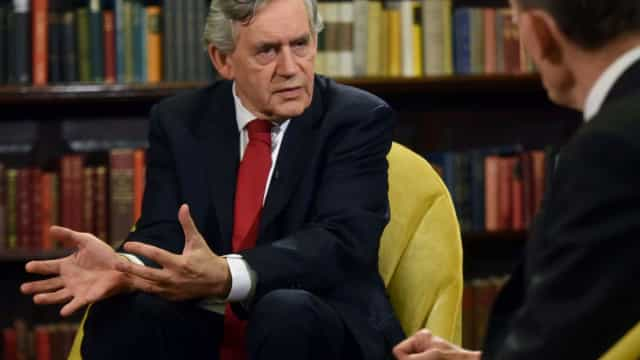 Gordon Brown acredita que haverá um segundo referendo