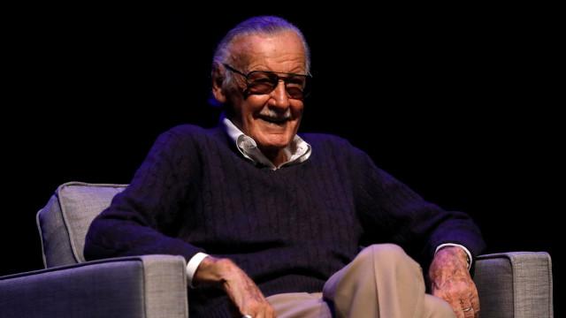 Morreu Stan Lee, o criador de super-heróis