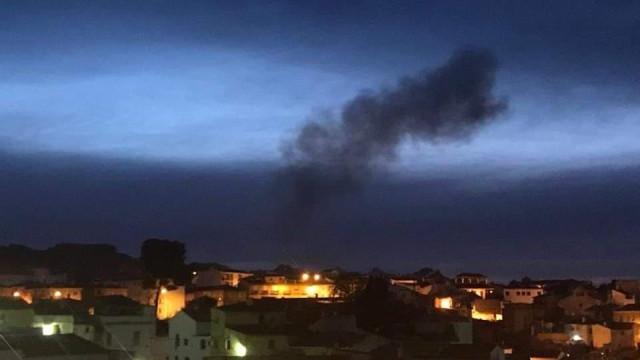 Três mortos após explosão em empresa de pirotecnia em Granada