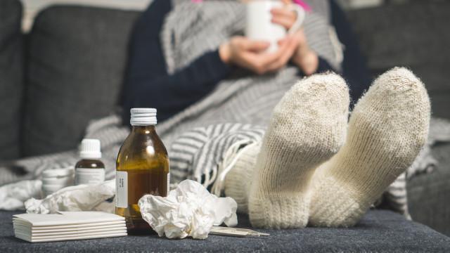 """""""A pneumonia é ainda das principais causas de internamento hospitalar"""""""