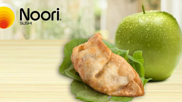 Sushi Time. Noori chega ao Oriente com oferta de Gyosas de Maçã