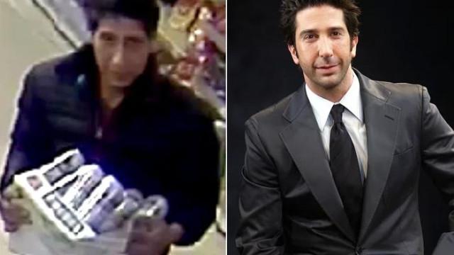 Ladrão sósia de ator de 'Friends' já foi detido pela polícia em Londres