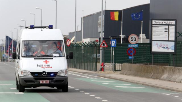 Três portugueses feridos em acidente na Bélgica não correm risco de vida