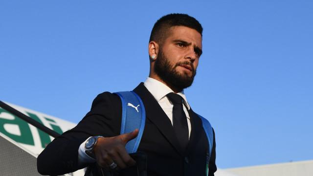 Insigne diz que Itália pode vencer Portugal e chegar à liderança do grupo