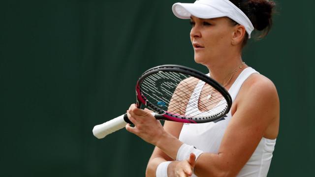 Radwanska coloca um ponto final prematuro à sua carreira