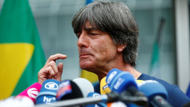 """""""Se a Alemanha descer de divisão não será o fim do mundo"""""""
