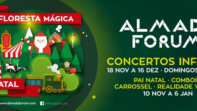 Almada tem concerto infantil com entrada gratuita este domingo
