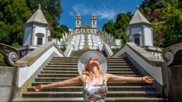 Utilizadores do Instagram promovem cidade de Braga