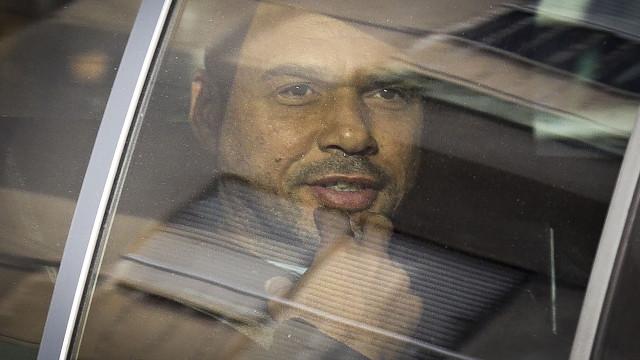 """""""Não sou traficante nem terrorista"""", disse Mustafá. Bruno saiu sem falar"""