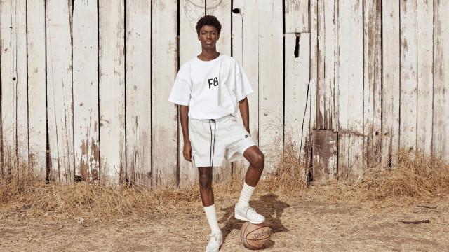 Nike celebra o basquetebol com Jerry Lorenzo