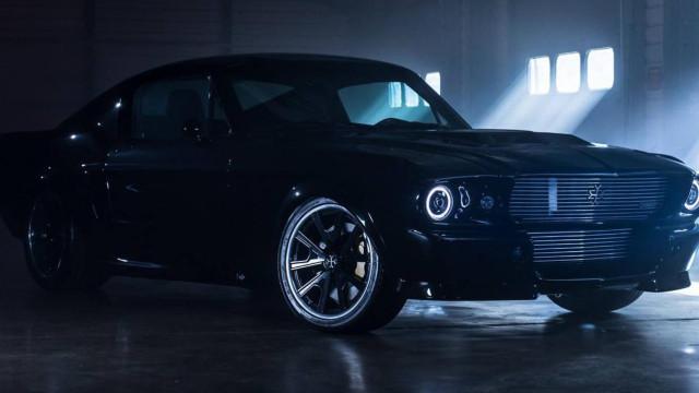 Espante-se: Este Ford Mustang é totalmente elétrico... e há mais 498