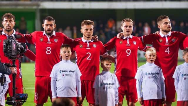 Pérola do FC Porto cada vez mais protagonista na seleção da Moldávia