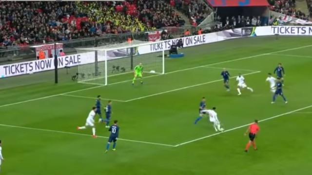 Lingard marcou um golaço para Mourinho ver