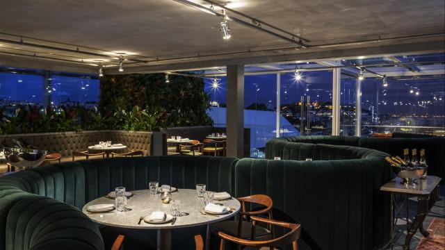 Seen: O novo restaurante do Olivier não é só para 'ver e ser visto'