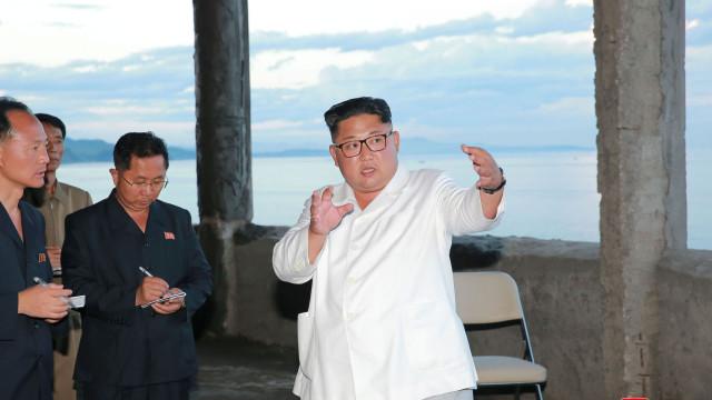 Coreia do Norte tem nova arma de alta tecnologia, garante a imprensa