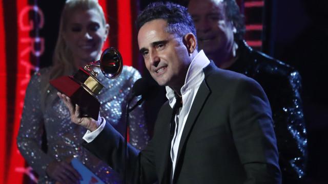 Jorge Drexler é o grande vencedor dos Grammy Latinos