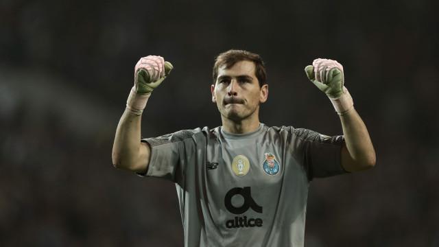 Seleção espanhola abre as portas ao regresso de Casillas