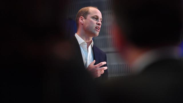 O 'duro' discurso de William dirigido às empresas de tecnologia