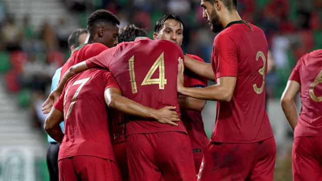 [0-1] Polónia-Portugal: Intervalo
