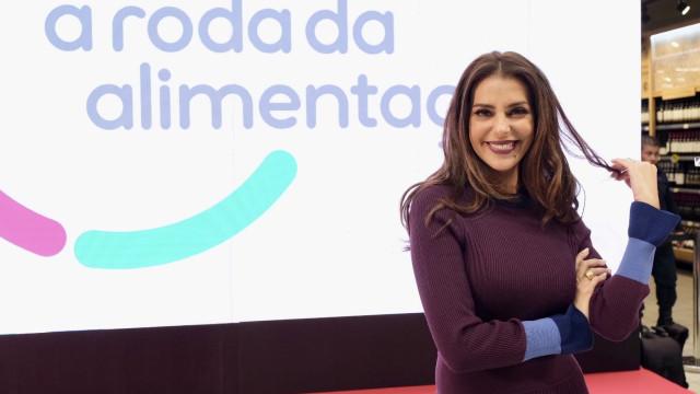 Catarina Furtado junta-se a iniciativa para promover alimentação saudável