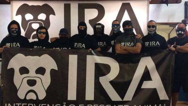 """IRA: """"Nós não atuamos encapuzados, isso é completamente descabido"""""""