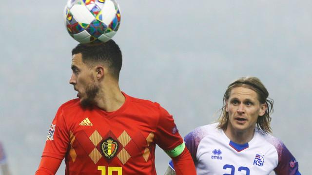 """Hazard diz que """"não merece"""" Bola de Ouro e vê vencedor mas não Modric"""