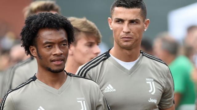 """""""Ronaldo? A fome que tem de ganhar e de conseguir objetivos..."""""""