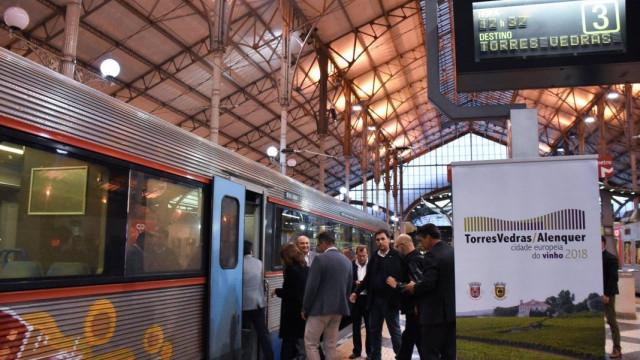 Miguel Gameiro ligou a música à Cidade Europeia do Vinho 2018 (e não só)
