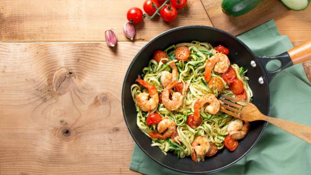 Numa dieta, não renuncie os pratos de massa. Faça assim