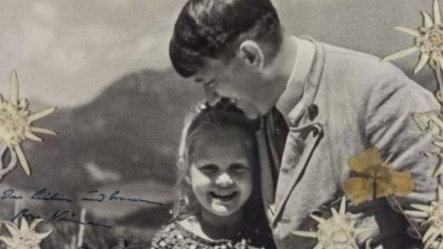 Amigos improváveis. O carinho de Hitler por uma menina judia