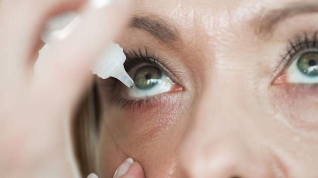 O motivo por que fica com os olhos secos pode estar explicado