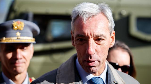 Tancos: Ministro confia que Ministério Público está a cumprir papel