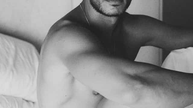 Ruben Rua volta a colocar tudo a nu... ao surgir sem roupa no Instagram