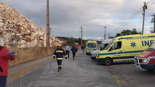 Estrada entre Borba e Vila Viçosa abateu. Há pelo menos cinco mortos