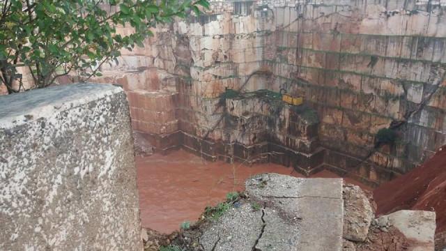 Autoridades avaliam condições de segurança para o resgate em Borba
