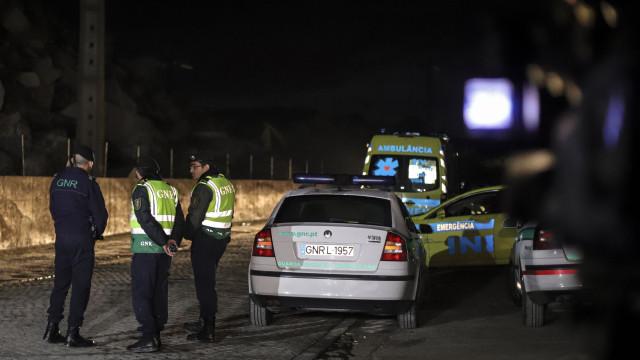 Oficial: Há, pelo menos, duas vítimas mortais no acidente de Borba
