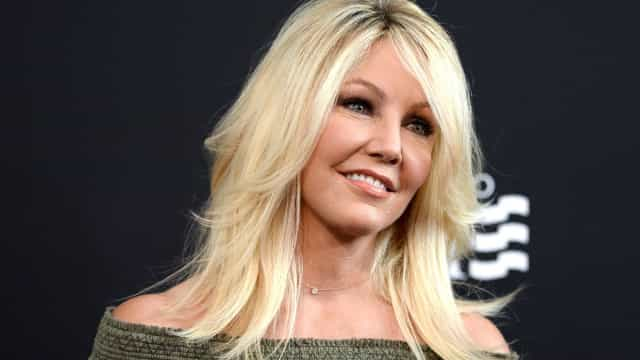 Heather Locklear internada à força após crise mental