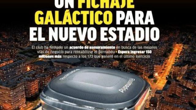 Lá por fora: A contratação galática do Real Madrid e o regresso de Ibra