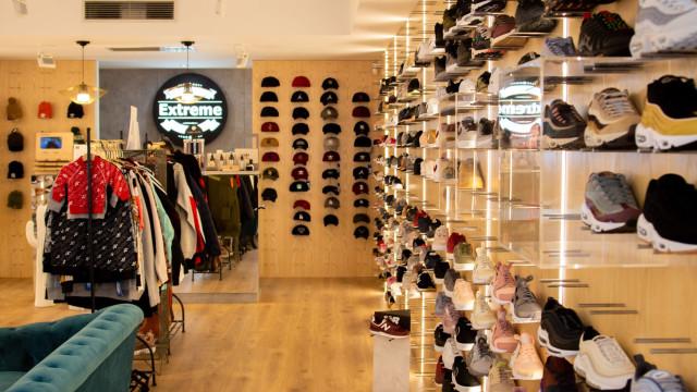 Amantes de sneakers, chegou ao Chiado mais uma loja para se 'perderem'