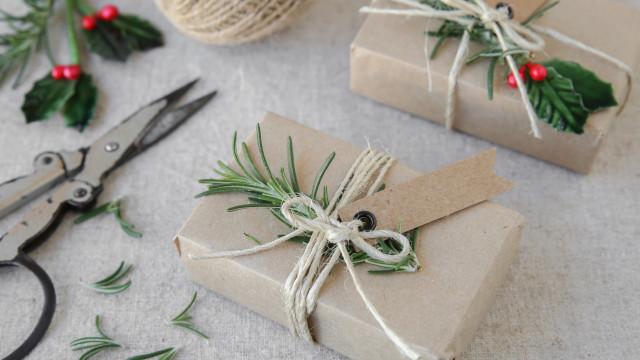 Compras e mais compras. Os presentes mais ecológicos deste Natal