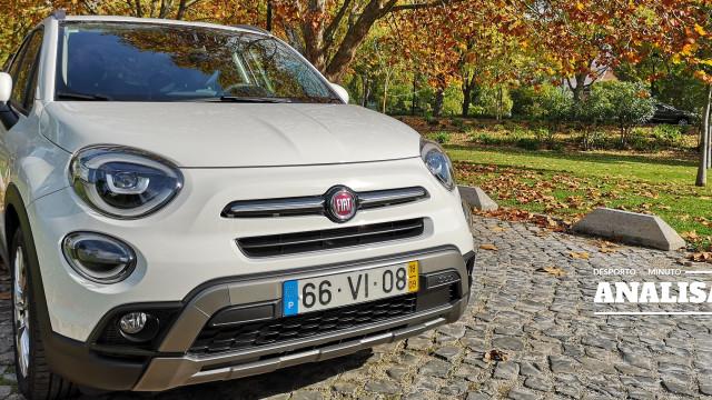 Fiat 500X: Debaixo do capot está uma agradável surpresa