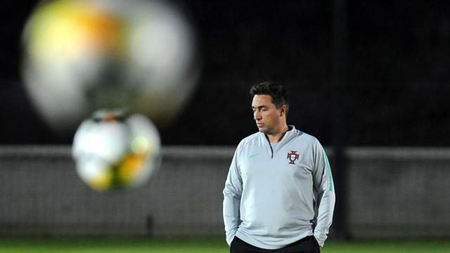 Portugal-Polónia: Acompanhe o jogo que ditará futuro europeu dos sub-21