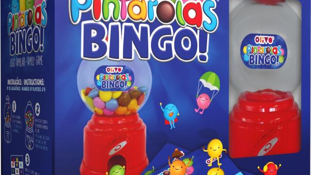 Imperial põe toda a família a jogar o Bingo de chocolate da Pintarolas