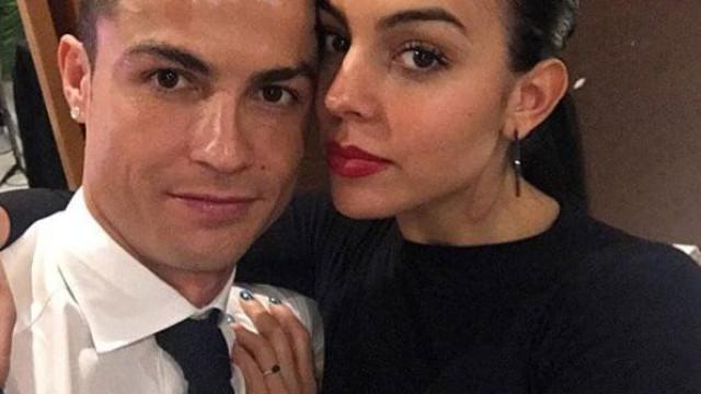 """Ronaldo desmente casamento com Georgina: """"Não está nos planos"""""""