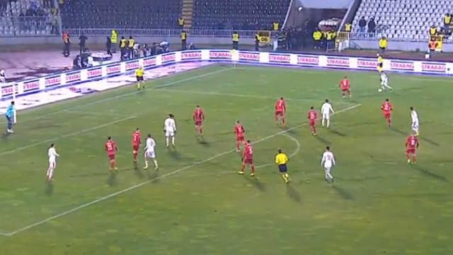 Com poucos minutos na Luz, Zivkovic vai brilhando ao serviço da Sérvia